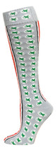Ohio State University Licensed Helmet Stripe Dress Socks - $12.95