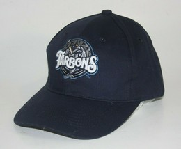 MLB Tampa Tarpons New Yankees Minor League Hat Navy Blue Embroidered Logo New - $21.73