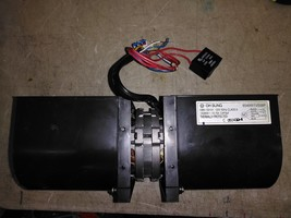 8CC54 Maytag MMV1153AAB Microwave Squirrel Cage Fan, Oh Sung OBB-1301X1, 120VAC - $19.68