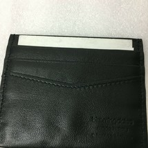 The Men's Store at Bloomingdale's Saffiano Card Case , Black - $18.80