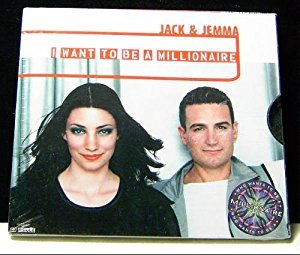 I Want to Be a Millionaire By  Jack & Jemma Cd
