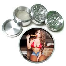 Colorado Pin Up Girls D13 63mm Aluminum Kitchen Grinder 4 Piece Herbs & Spices - $11.05
