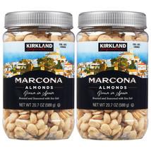 2 Pack Kirkland Signature Marcona Almonds, Roasted & Seasonated With Sea Salt - $51.48