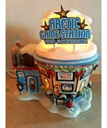 Department 56 Elf Land Village Arctic Game Station  - $59.39