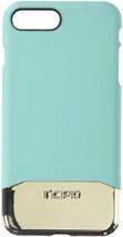 Incipio Apple iPhone 7 Plus/8 Plus Edge Chrome Case - Teal and Gold - $103.50
