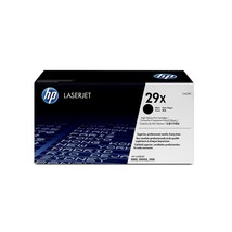 HP 29x Original Toner Cartridge Black 10000 Pages 1-Pack C4129X - $103.23