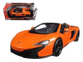 McLaren 650S Spider 1:24 Diecast Model Car by Motormax - $33.46