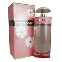 Prada Candy Florale Women Fragrance Spray EDT Spicy Floral Fresh Authentic 2.7oz - $80.20