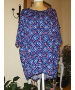 LuLaRoe Womens 3X Top Simply Comfortable 142161 Multi Color Plus Size Gals - $26.99