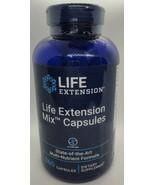 Life Extension Mix Multivitamin Capsules ~360 capsules~Exp.04/2023 - $40.88