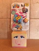 Tsum Tsum Disney Series 7 Tsumprise and  Hallmark Miss Piggy Cubeez Tin - $24.05