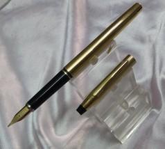 Cross 10 kt. Gold filled fountain pen 14 kt gold medium nib - $143.55
