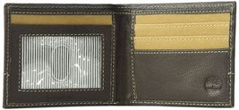 Timberland Men's Leather Credit Card ID Bifold Wallet With Key Fob Gift Box Set image 5