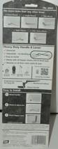 Korky 6062 Toilet Handle Lever Universal StrongARM White Metal Handle Pkg 1 image 2