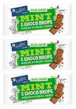 Karl Fazer Travel 130 g Mint and Choco drops 3 x 130 g (3 pcs) - $13.37