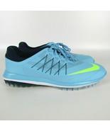NEW Nike Lunar Control Vapor Men's Size 14 Golf Shoes Sky Ghost 849971-400  - $58.29