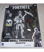 Fortnite Legendary Series Inverted Skull Trooper Jazwares Figure Epic Games - $28.99