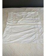 Simply Shabby Chic Pillow Case White Lace - $98.99