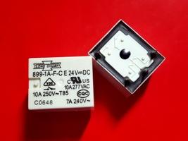 899-1A-F-C E, 24VDC Relay, Song Chuan Brand New!! - $6.45