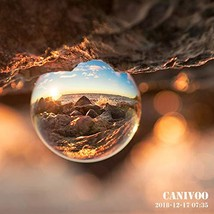 Canivoo Photograph Crystal Ball with Crystal Stand, LenBa Pro Original K... - $18.93