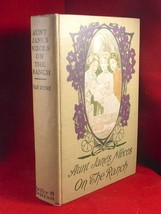 L. Frank Baum (Van  Dyne) AUNT JANE'S NIECES ON THE RANCH 1st Ed.1913 NICE! - $147.00