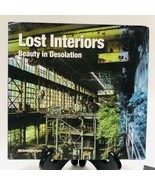 Lost Interiors - Beauty in Desolation by Michael Kerrigan Coffee table Book - $29.68