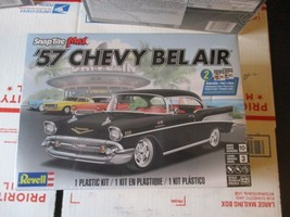 Revell 1957 Chevy Bel Air 1/25 scale - $29.99