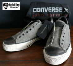 Mens Converse X John Varvatos CTAS Vintage Slip Beluga/Black 151271C SZ ... - $69.99