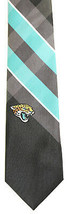 Jacksonville Jaguars Men's Necktie Licensed NFL Football Sports Black Ne... - $29.65
