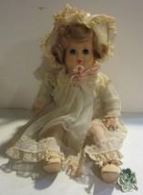 Vintage Madame Alexander Baby Genius Composition Doll All original - $56.95