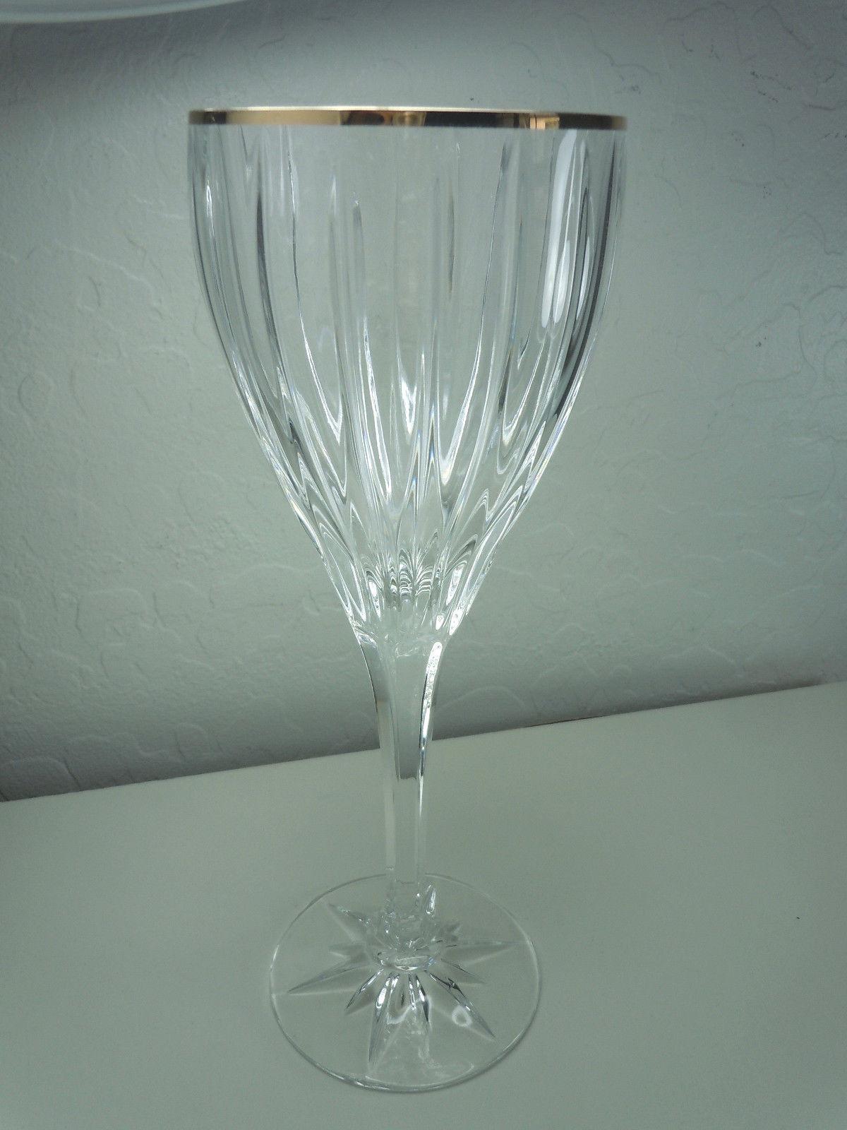 Mikasa Golden Tiara Water Goblet