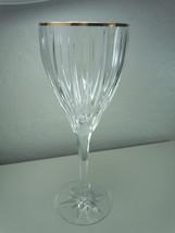 Mikasa Golden Tiara Water Goblet - $16.82
