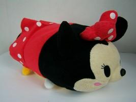 Disney Store Minnie Mouse Tsum Tsum Plush Large 12 Inch  - $19.79