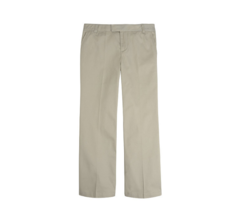 French Toast Girls Khaki Adjustable Waist Pants 2 PAIR LOT Size 8 New Wi... - $18.69