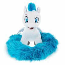 Disney Parks Pegasus Long Tail Scarf Plush New with Tags - £27.68 GBP