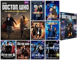 Doctor Who: Complete Series Season 1-10 DVD Collection Set - Grab It NOW! - $125.98