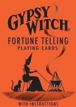 Gypsy Witch Fortune Telling Playing Cards - $12.78