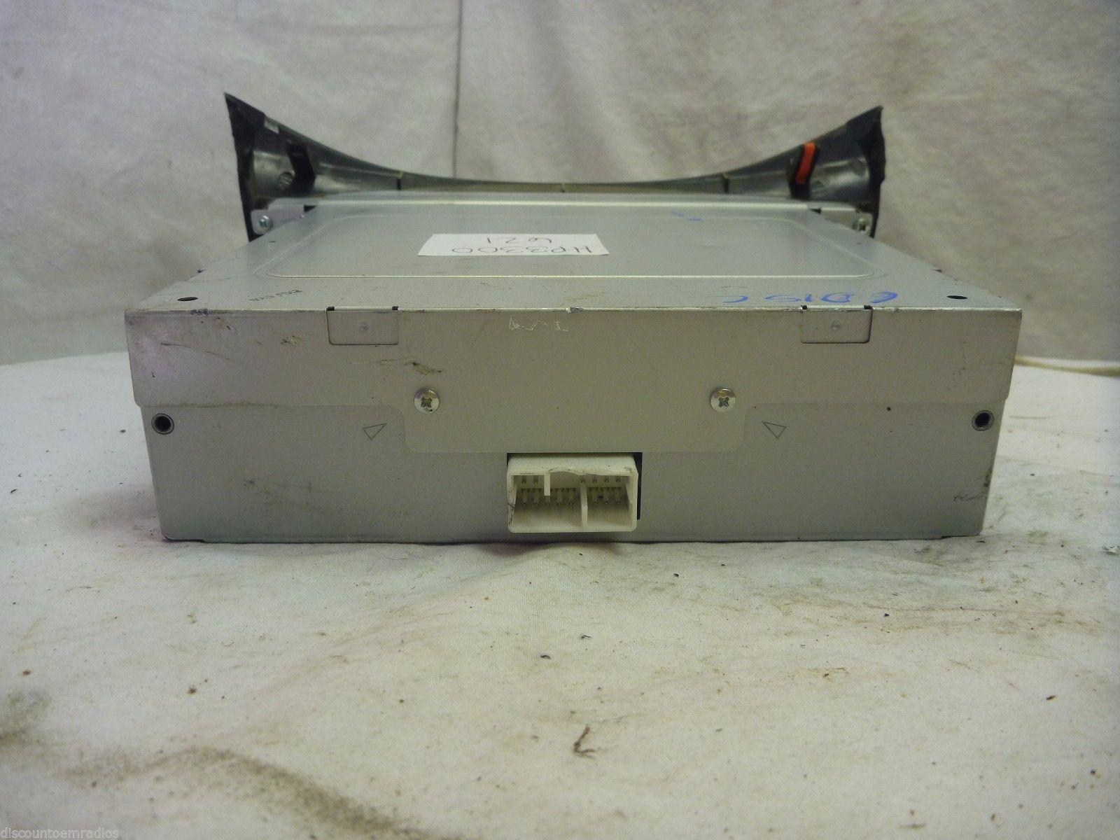 08 09 10 11 12 Honda Accord Premium Remote 6 Cd Player 39110-TA0-A013  HP3300