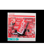 """Coca Cola Buffalo Games Puzzle 1000 Pieces """"Sign of Good Taste""""- BRAND NEW! - $18.32"""