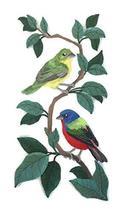 Nature Weaved in Threads, Amazing Birds Kingdom [PaintedBuntingPanel ] [Custom - $22.77