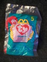 1998 McDonald's Teenie Beanie Baby Pinchers The Lobster New # 5 In Series - $1.35