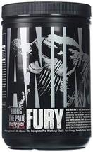 Universal Nutrition Fury Fruit Punch, 1.3 Pound - $27.83
