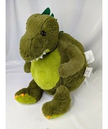 Alligator Dinosaur Green Plush Pajama Bag Pillow Qingdao Stuffed Animal Toy - $19.95
