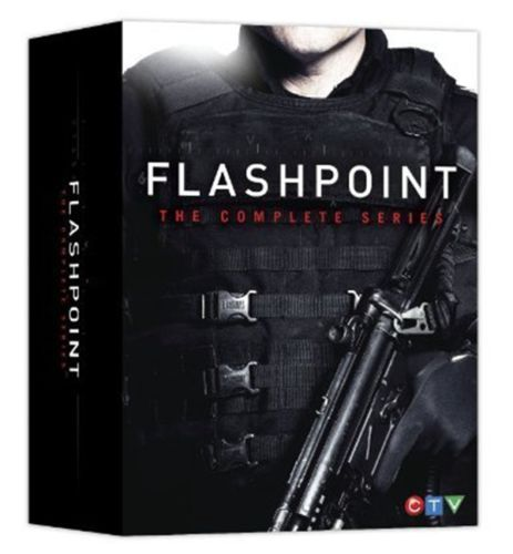 Flashpoint - The Complete Series (DVD Set New) TV Seasons 1 2 3 4 5