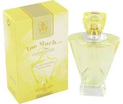 Guerlain Too Much Champs Elysees Perfume 1.7 Oz Eau De Toilete Spray image 3