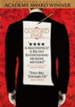 Gosford Park Dvd - $10.25