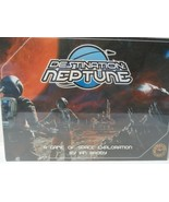 Griggling Games Destination Neptune A Game of Space Exploration Ian Brody! - $1.69
