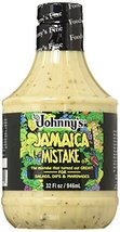 Johnny's Jamaica Mistake Dressing, 32 Ounce - $19.76