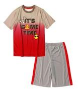 Wonder Nation Boys Sleepwear Shirt & Shorts X-Small (4-5) It's Game Time... - $15.83