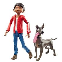 Disney Pixar Coco Miguel Action Figure, 5.6-in Movie Character Toy with ... - $16.90